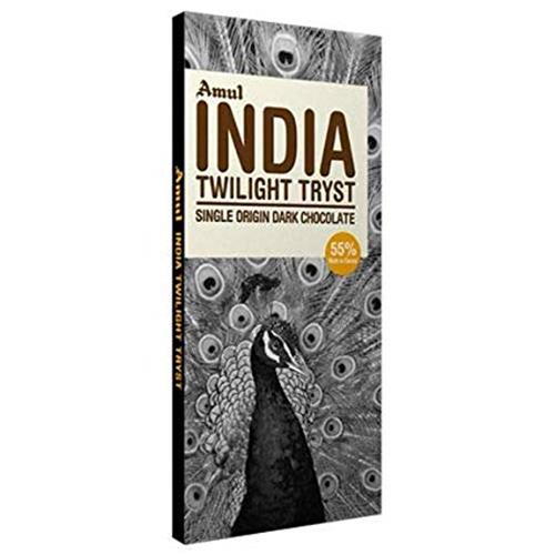 AMUL INDIA TWILIGHT CHOCOLATE 125GM