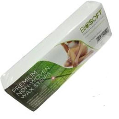 BIOSOFT WAX STRIPS