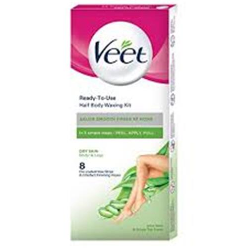 VEET DARK SKIN INSTANT WAXING KIT