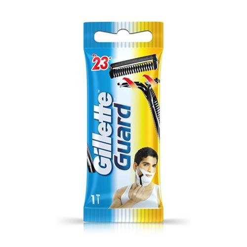 GILLETTE GUARD RAZOR+BLADE