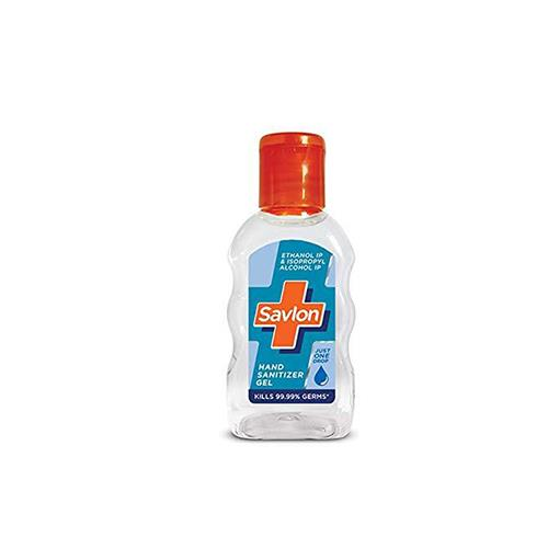 SAVLON SANITIZER GEL 55ml