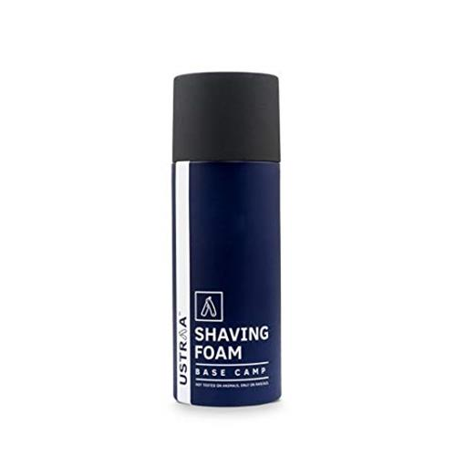 USTRAA BASE CAMP SHAVING FOAM 150ml