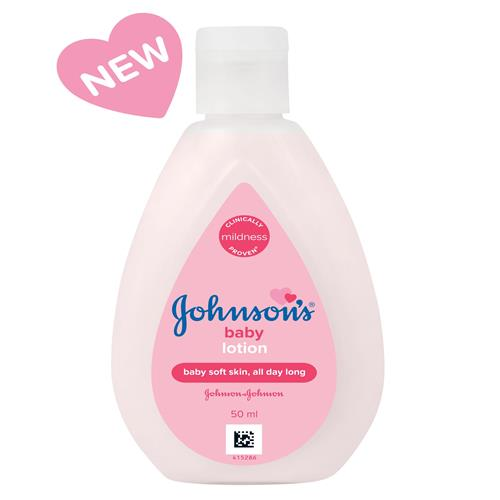 JOHNSON'S BABY LOTION 50ml
