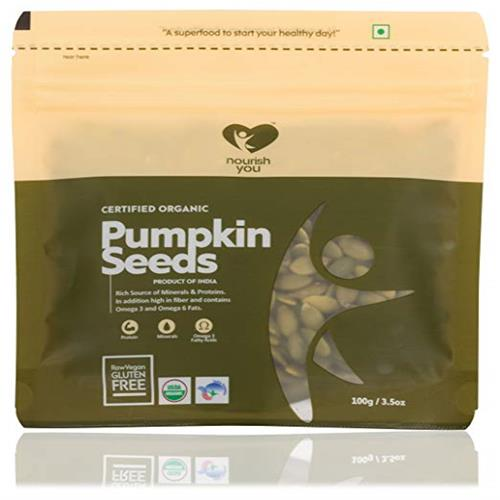 NOURISH YOU PUMPKIN SEEDS 100GM
