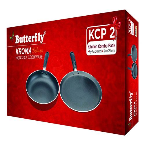 BUTTERFLY NON STICK TAWA KCP-2