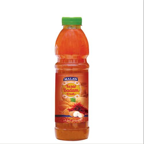 MALA'S KESAR BADAM CRUSH 750ML