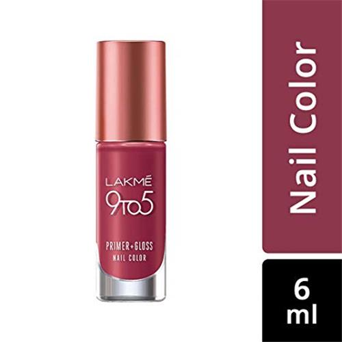 LAKME 9TO5 NAIL PAINT BERRY