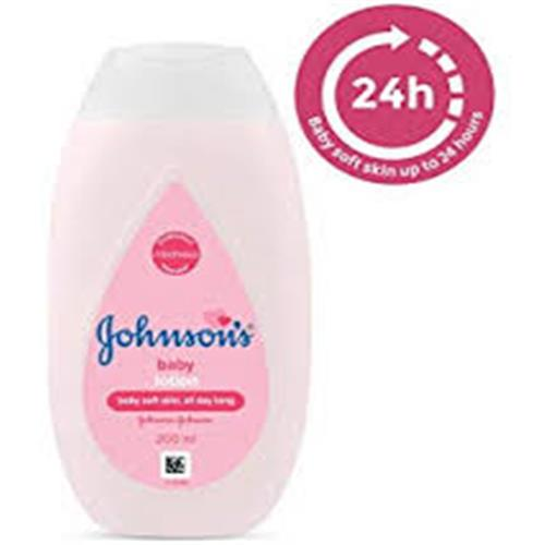 JOHNSONS BABY LOTION 200ml.