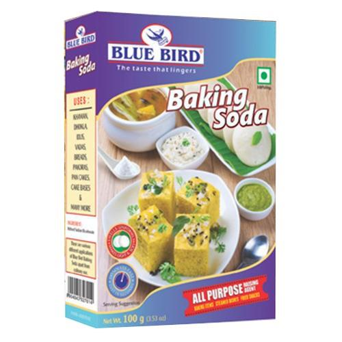 BLUE BIRD BAKING SODA 100GM