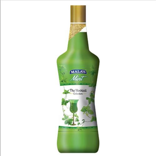 MALA'S GREEN MINT MOJITO 750ML